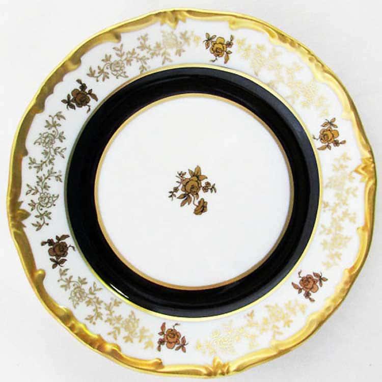 АННА АМАЛИЯ Набор десертных тарелок Weimar 15 см
