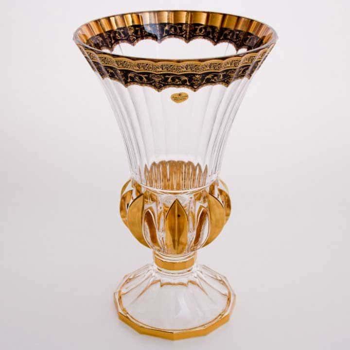 Адажио Дрим Ваза для цветов Astra Gold 35 см