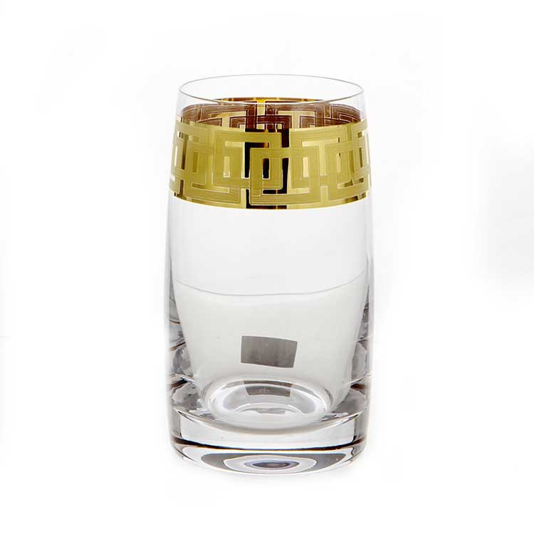 Клаудиа 375651 Набор стаканов для воды Crystalite Bohemia 250 мл