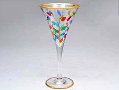 Дуе Зета Лаурус Набор бокалов для вина 170 мл (6 шт)