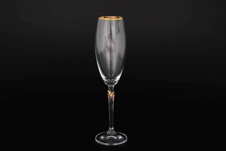 Лилли R-G Набор фужеров для шампанского 220 мл (6 шт)