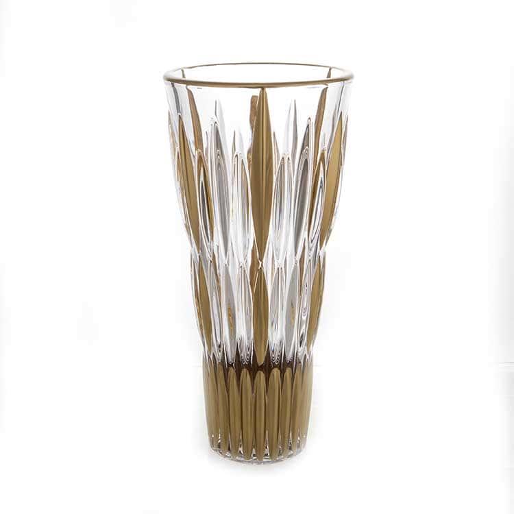 Нова Матовая 2 Ваза для цветов Union Glass 28 см.