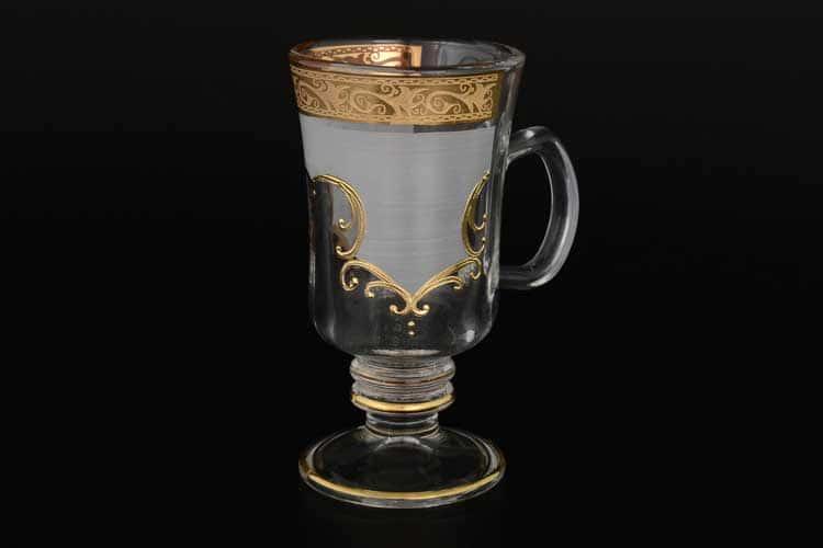 Арабика фон Набор для чая на ножке 220 мл