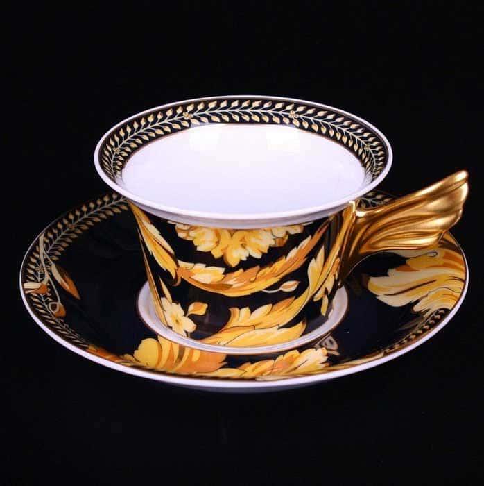 Ванити Чайная пара фарфоровая Rosenthal