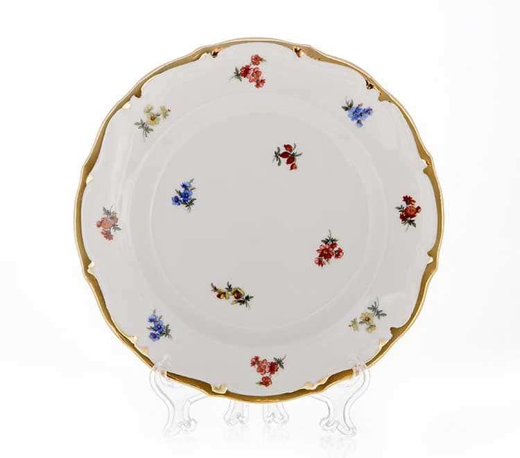 Блумен Набор десертных тарелок 17 см Bavarian Porcelain