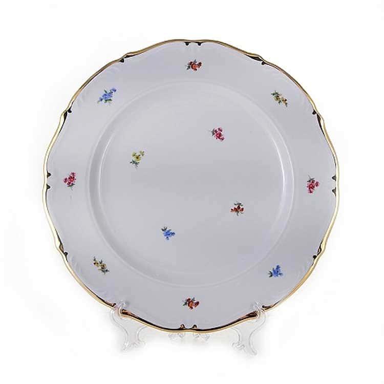 Блумен Блюдо круглое 32 см Bavarian Porcelain