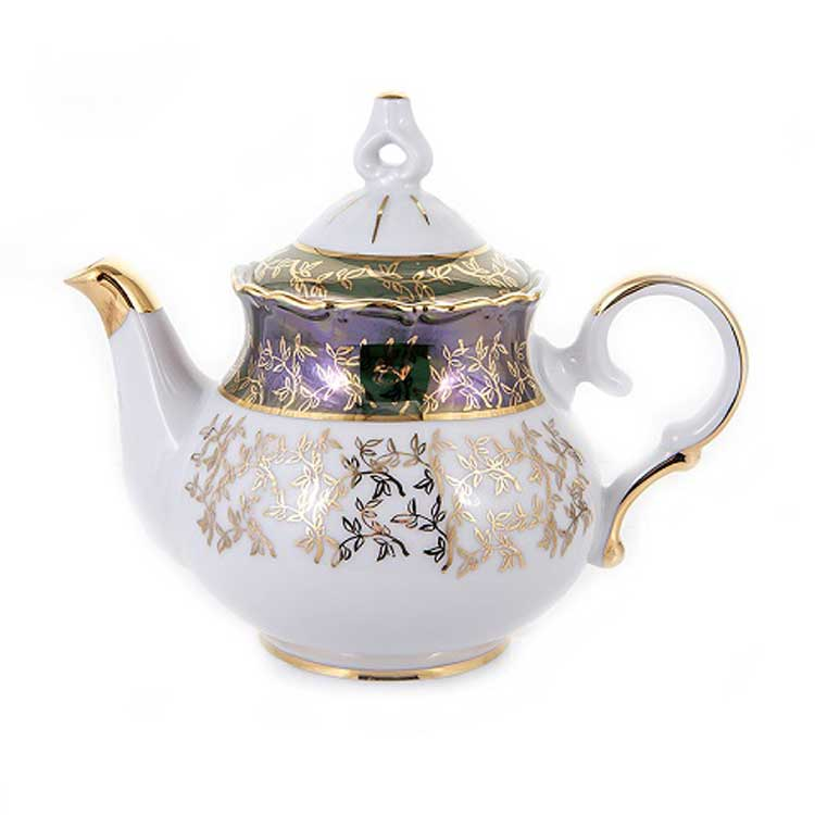 ЛИСТ ЗЕЛЕНЫЙ Чайник заварочный Bavarian 600 мл