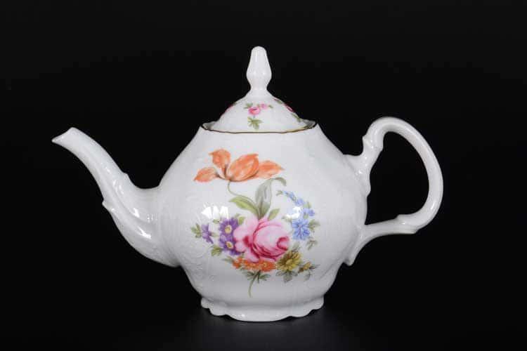 Бернадотт Полевой цветок 9011 Чайник заварочный 700 мл