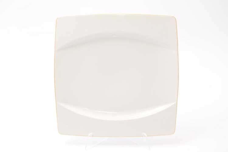 Отводка золото EYE Набор тарелок 27 см Thun