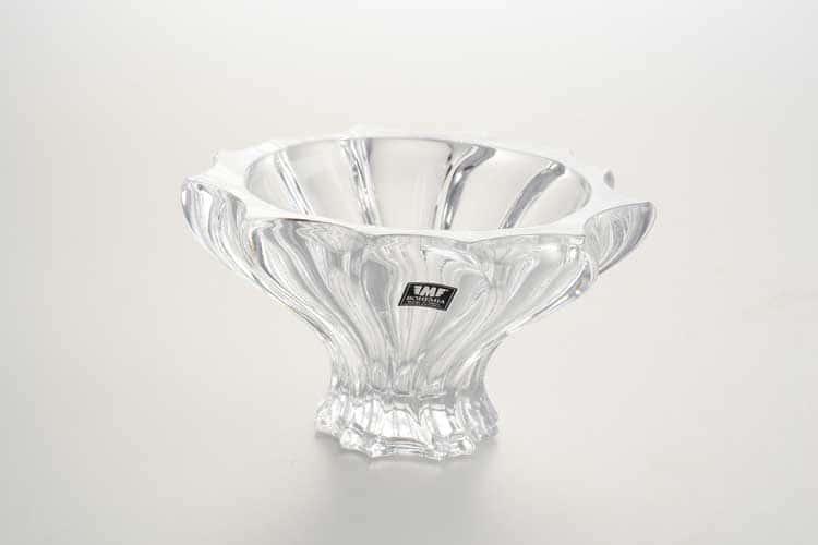 PLANTICA Конфетница 15 см Aurum Crystal