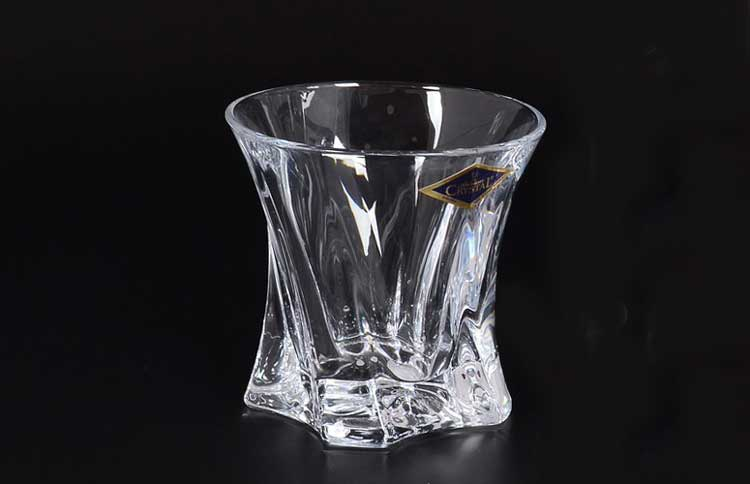 Angles Набор стаканов для виски Aurum Crystal