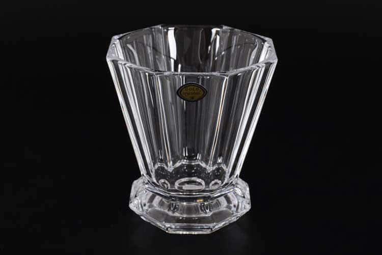 Набор стаканов 320 мл 6 шт Gold Crystal прозрачные
