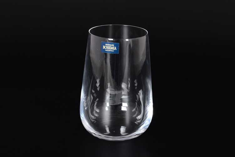 ARDEA/AMUNDSEN Набор стаканов для воды Crystalite 470 мл (6 шт)