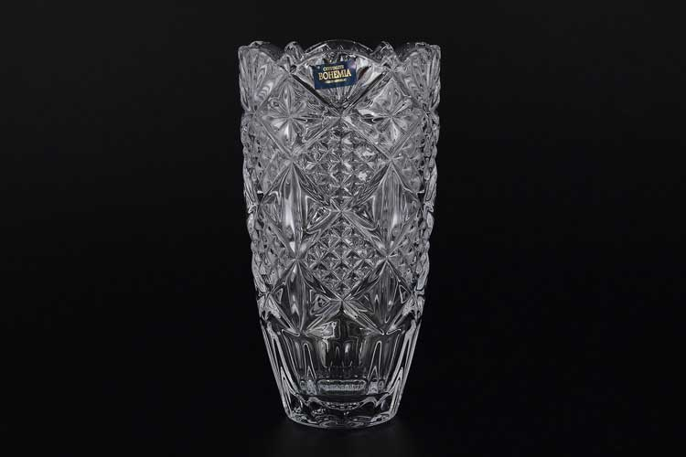 SIRIUS-NOVA Ваза для цветов Crystalite 20 см
