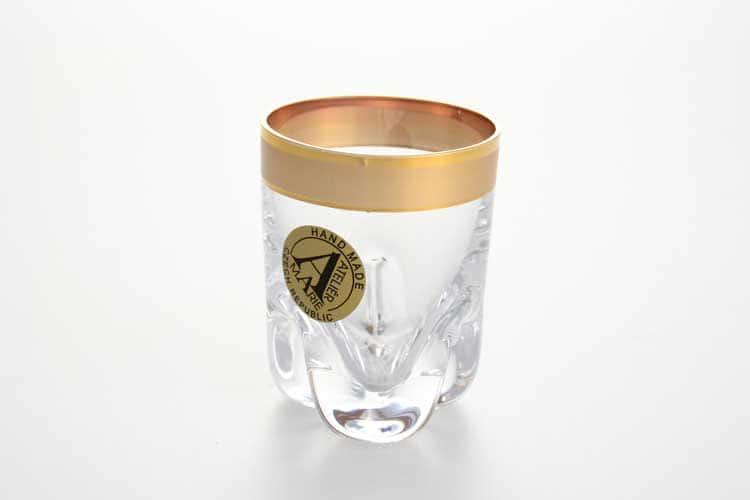 Трио Матовая полоса А-М Набор стопок для водки Atelier Marie 60 мл