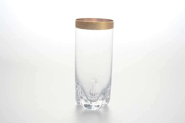 Трио Матовая полоса А-М Набор стаканов для воды Atelier Marie 300 мл