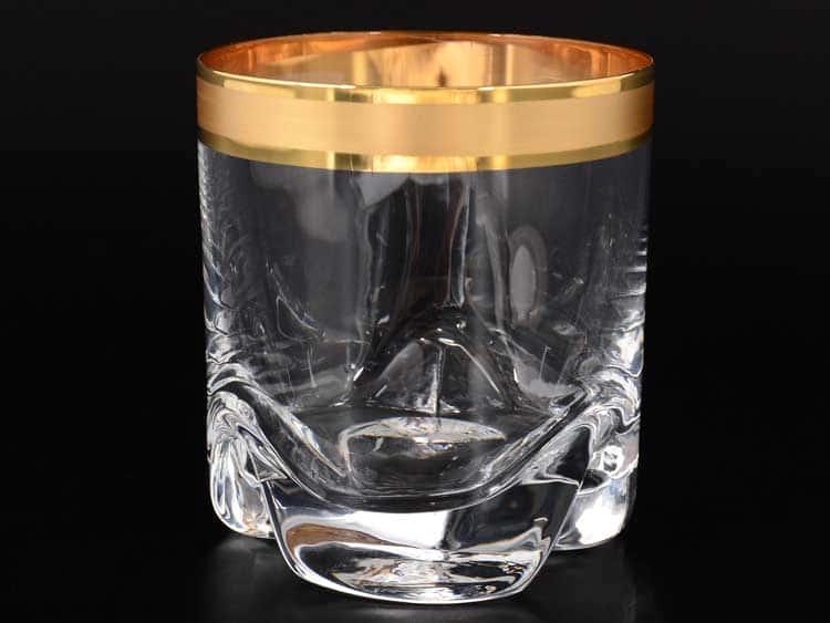 Трио Матовая полоса А-М Набор стаканов для виски Atelier Marie