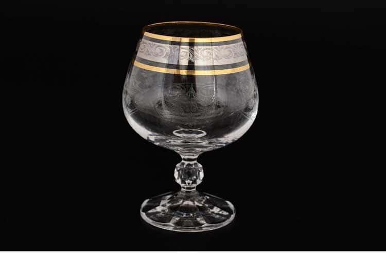 Клаудия Панто V-D Набор бокалов для бренди 250 мл (6 шт)