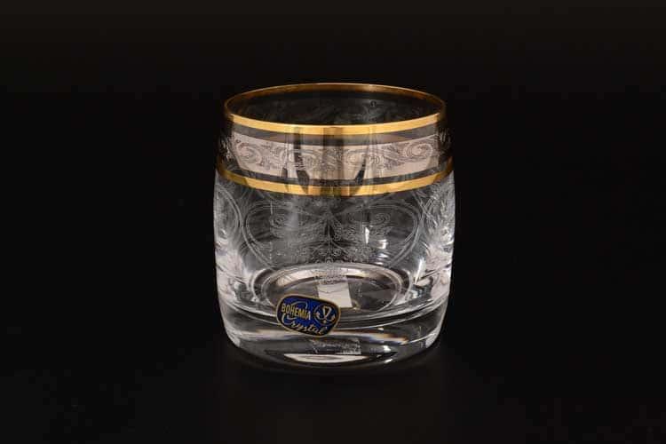 Клаудия Панто V-D Набор стаканов для виски 230 мл (6 шт)