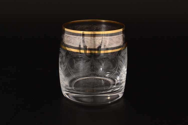 Клаудия Панто V-D Набор стаканов для виски 290 мл (6 шт)