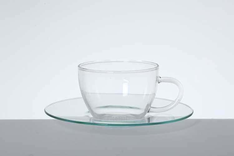 Симакс Набор чайных пар 4 чашки + 4 блюдца 8 предметов