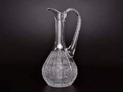 Glasspo Графин 850 мл из хрусталя Чехия