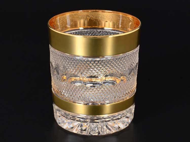 Фелиция Набор стаканов для воды Bohenia Max 320 мл хрусталь (6 шт)