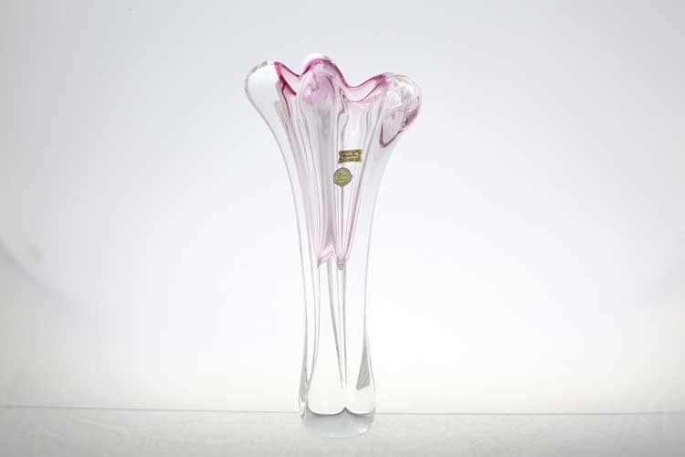 Егерманн розовая Ваза для цветов 35 см