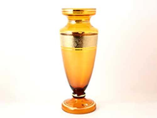 Егерманн медовая Ваза для цветов 60 см на ножке