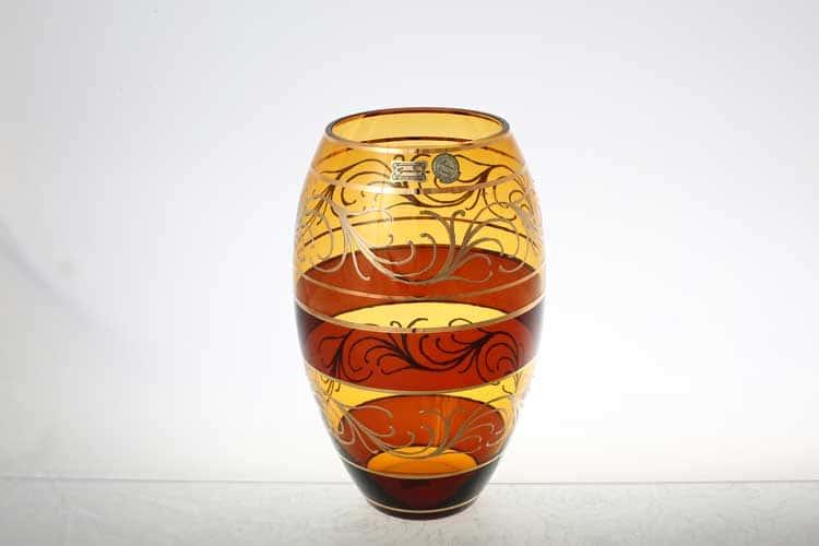 Егерманн узор медовая Ваза для цветов 26 см