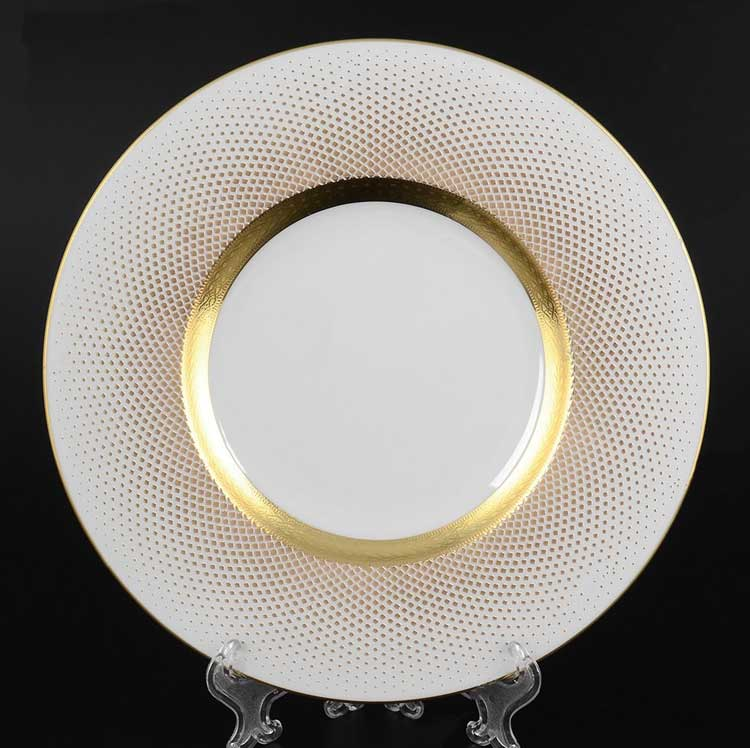 Rio white gold Набор тарелок 29 см (6 шт) Falken 48953