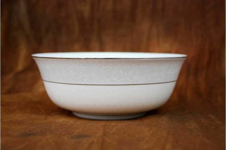 Адажио Костяной фарфор АККУ тарелка суповая