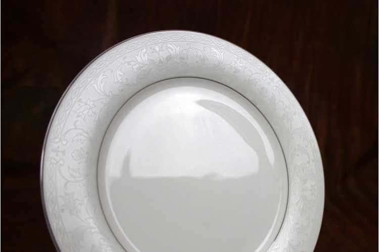 Ариадна Костяной фарфор АККУ тарелка закусочная 20,5 см