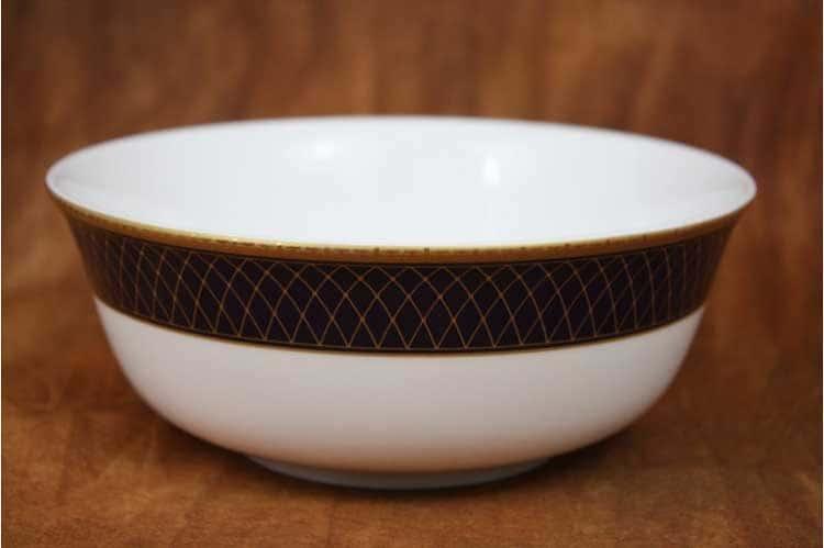 Аружан Костяной фарфор АККУ тарелка суповая