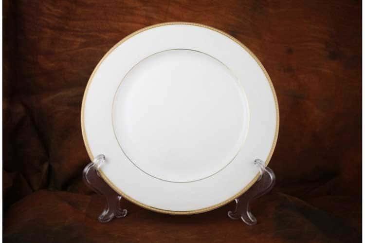 Грация Костяной фарфор АККУ тарелка закусочная