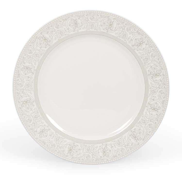 Дионис Костяной фарфор АККУ тарелка закусочная