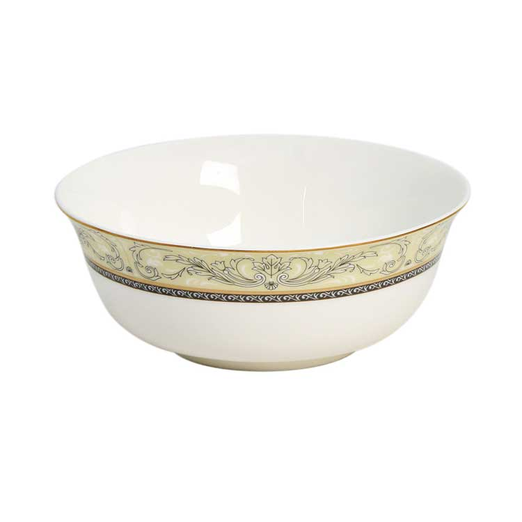 Людовик Костяной фарфор АККУ суповая тарелка 550 мл