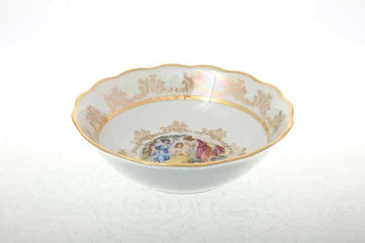Мадонна Перламутр Набор салатников 19 см Sterne porcelan