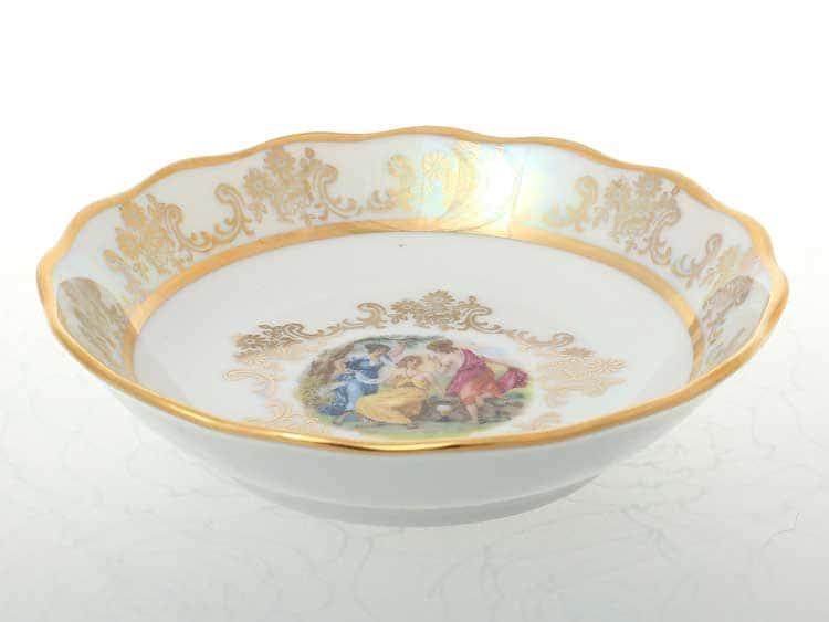 Мадонна Перламутр Набор салатников 13 см Sterne porcelan