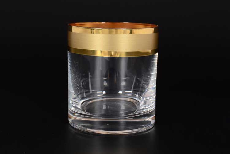 Идеал Матовая полоса B-G фон набор стаканов для виски