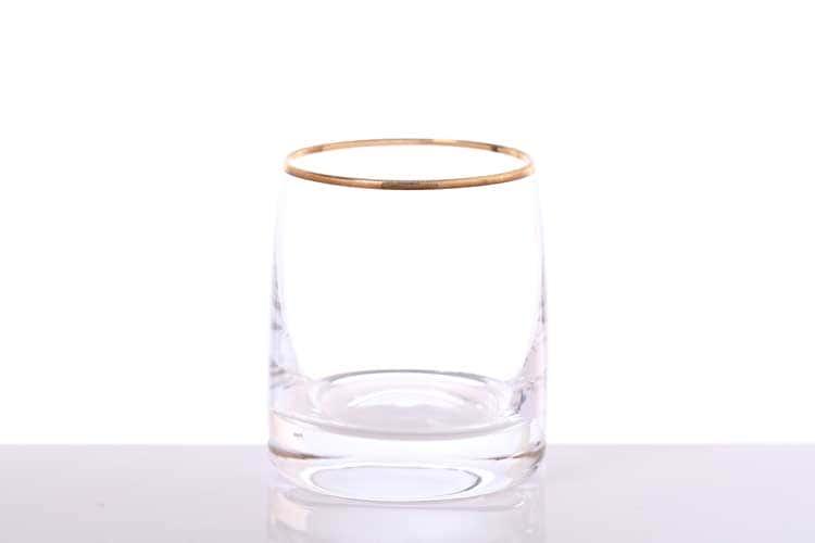Идеал Золото Набор стопок для водки Bohemia Gold 60 мл