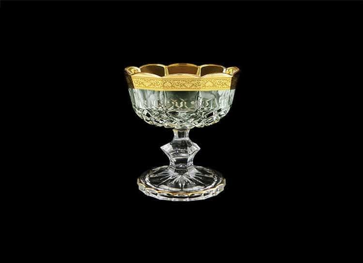 Opera Romance Golden Classic Decor Конфетница 12 см Astra Gold