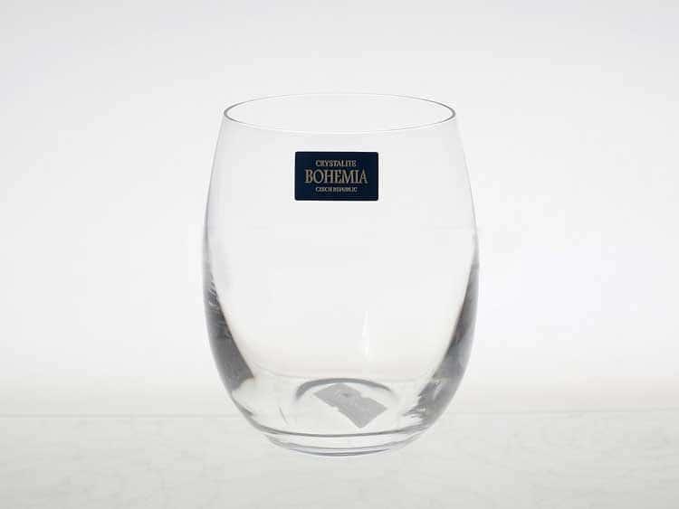 MERGUS/POLLO Набор стаканов для воды 220 мл Crystalite Bohemia