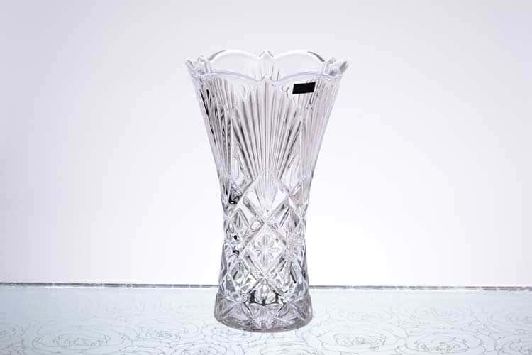 LYRA NOVA Ваза для цветов 25 см Crystalite Bohemia