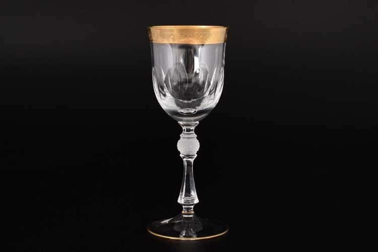 JESSIE NEW Набор бокалов для вина Crystalite 250 мл (6 шт)