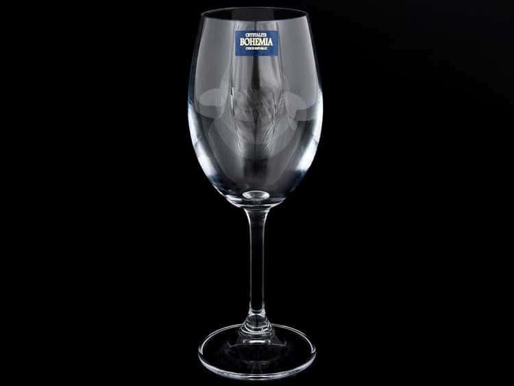 SYLVIA/KLARA 375681 Набор бокалов для вина 220 мл Crystalite (6 шт)