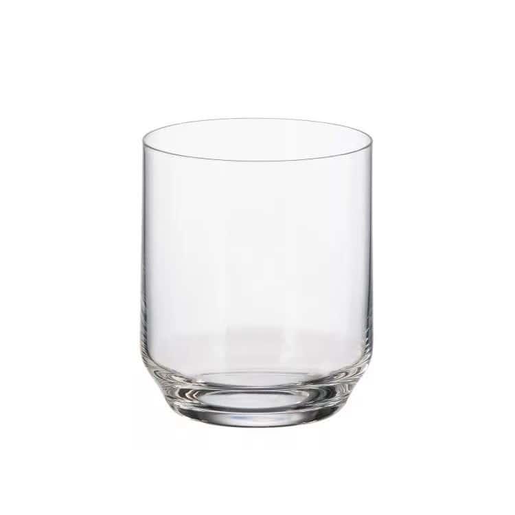 INES Набор стаканов для виски 350 мл Crystalite (6 шт)