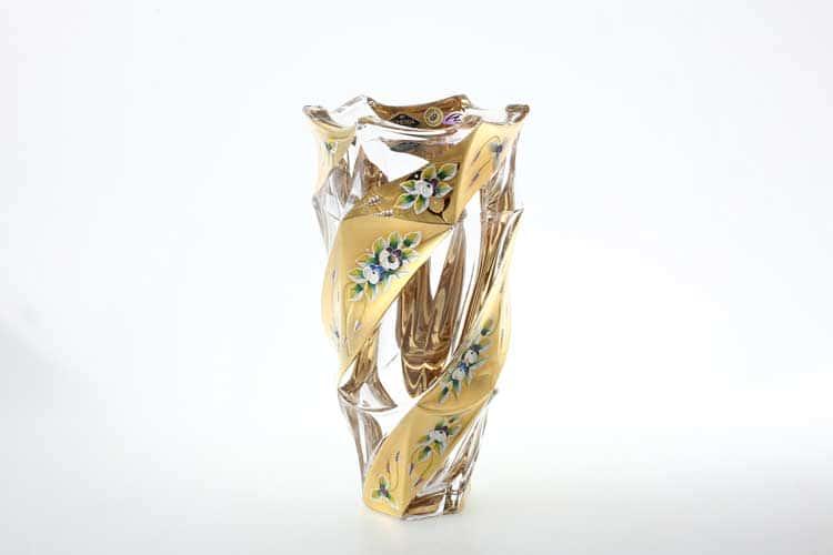 Flamenco MEADOW Ваза для цветов Bohemia Treasury 30 см