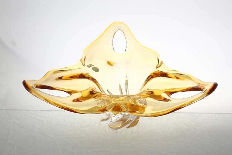 Егерманн желтая Фруктовница 40 см