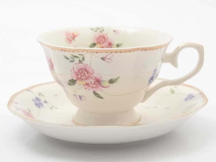 Набор чайных пар Алиса Royal Classics 6 шт